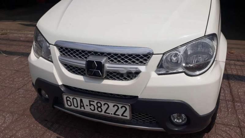 Bán ô tô Zotye Z500 năm sản xuất 2010, màu trắng, nhập khẩu nguyên chiếc, giá cạnh tranh-4