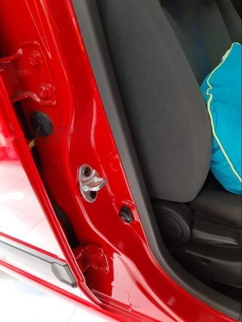 Bán Chevrolet Spark Van đời 2014, màu đỏ, nhập khẩu  -3