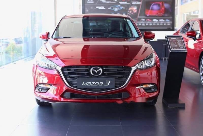 Bán xe Mazda 3 1.5 AT 2018, màu đỏ-0