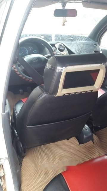 Cần bán lại xe Daewoo Matiz S đời 2003, màu trắng-0