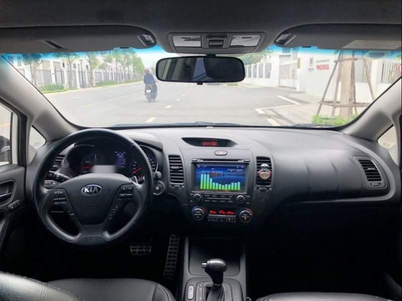 Bán xe cũ Kia K3 2.0 sản xuất 2015, màu trắng, 545tr-4