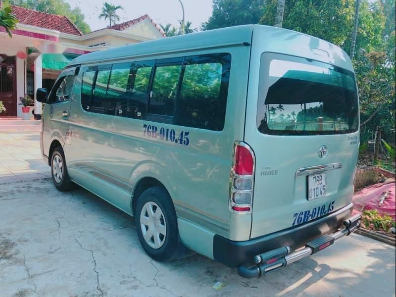 Bán ô tô Toyota Hiace năm sản xuất 2010, 360tr-0