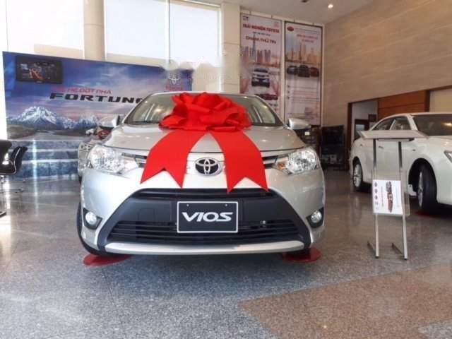 Bán xe Toyota Vios đời 2019 giá tốt-0