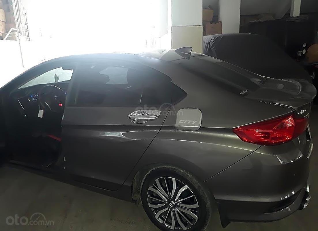 Bán xe Honda City năm 2018, màu nâu chính chủ, giá chỉ 550 triệu-0