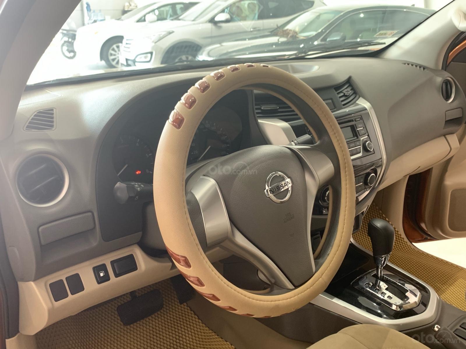 HCM: Nissan Navara, bản EL, SX 2017, odo chỉ 30.000km-2