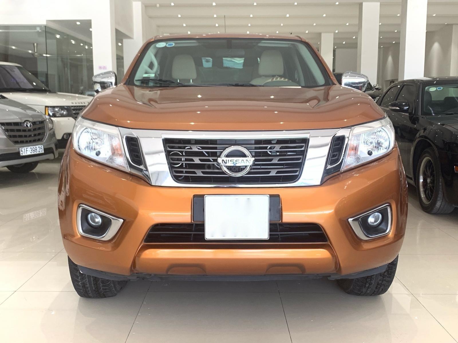 HCM: Nissan Navara, bản EL, SX 2017, odo chỉ 30.000km-0