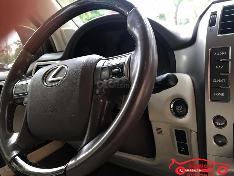Chính chủ bán Lexus GX 460 đời 2016, màu vàng cát, nội thất kem, biển HN, giá hơn 3 tỷ (8)