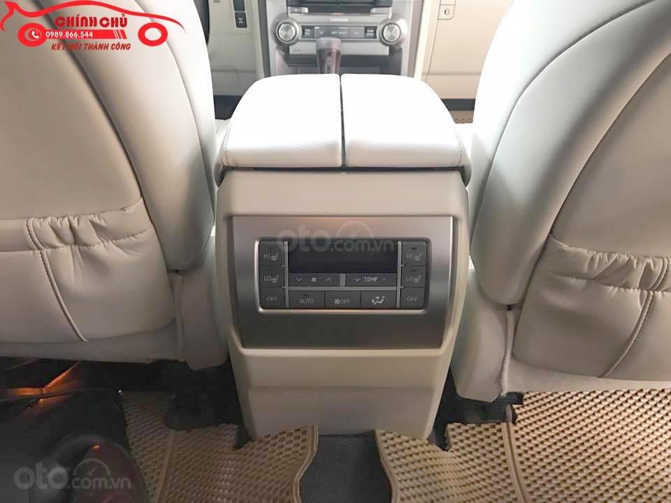 Chính chủ bán Lexus GX 460 đời 2016, màu vàng cát, nội thất kem, biển HN, giá hơn 3 tỷ (12)