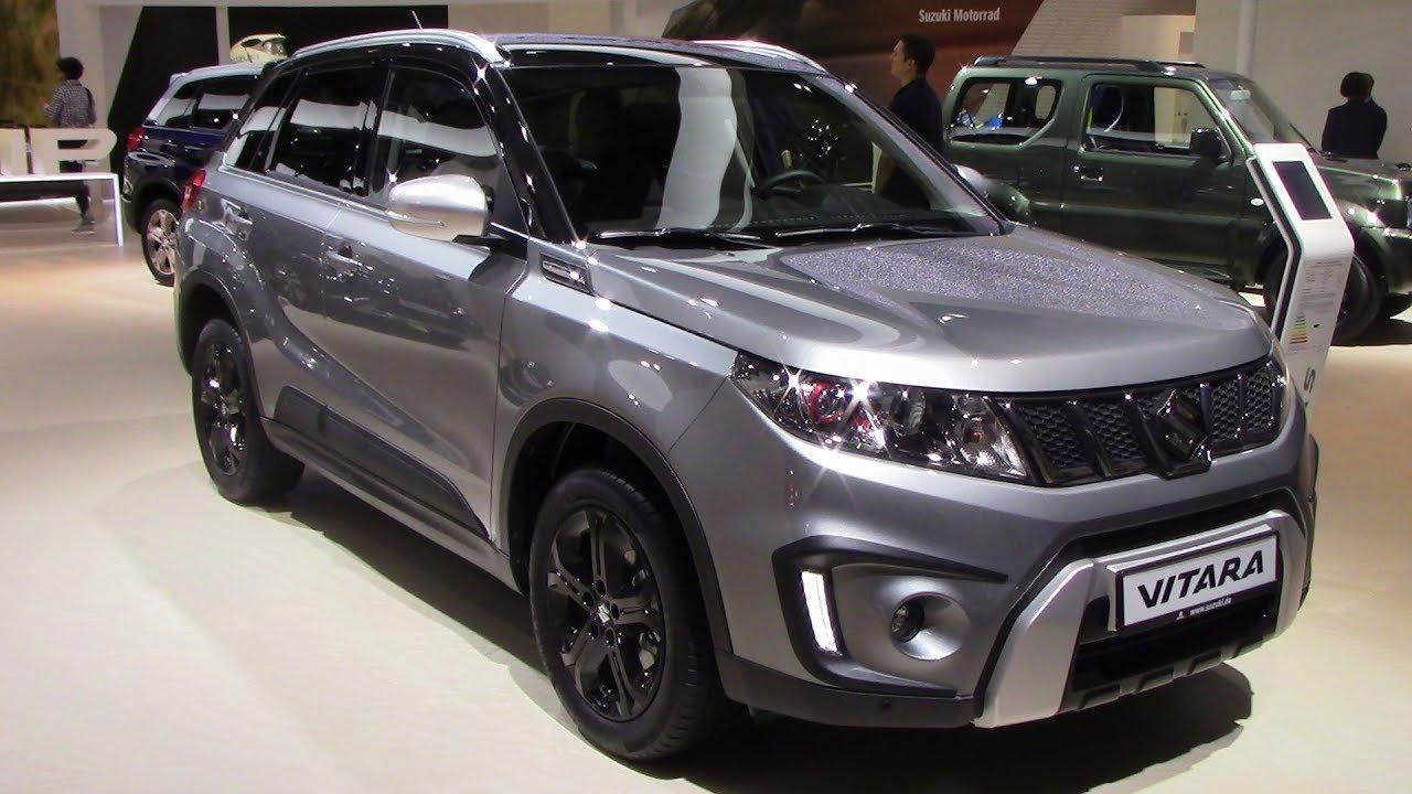 Đánh giá xe Suzuki Vitara