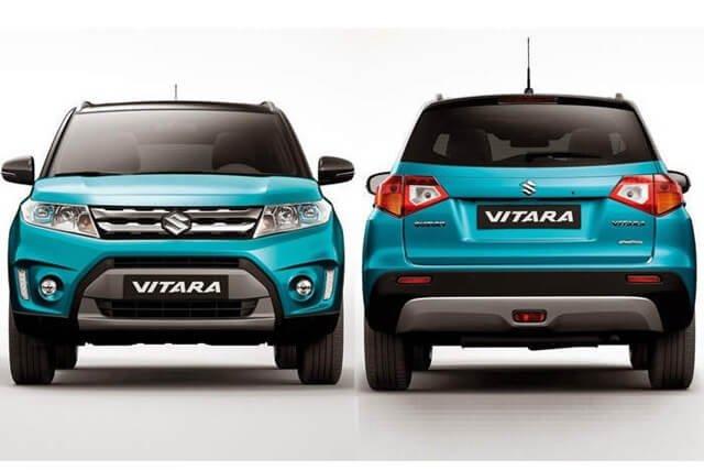 Giá xe Suzuki Vitara cũ