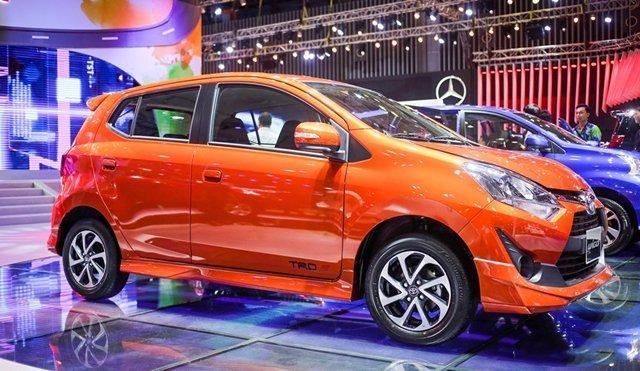 Giá xe Toyota Wigo