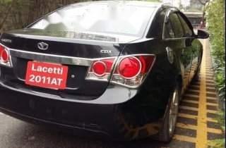 Bán xe Daewoo Lacetti 2011, màu đen, xe nhập (2)