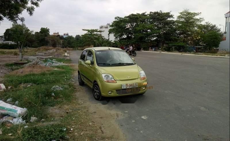 Bán Chevrolet Spark năm sản xuất 2009, nhập khẩu nguyên chiếc còn mới (1)