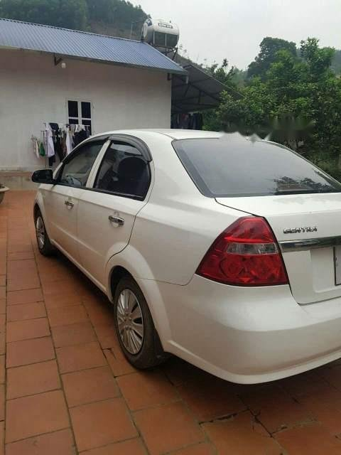 Bán ô tô Daewoo Gentra 2009, màu trắng, nhập khẩu giá cạnh tranh-4