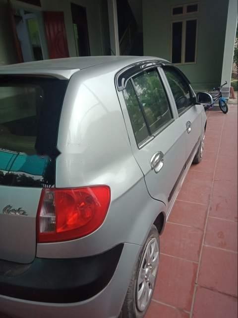 Cần bán Hyundai Getz 2010, màu bạc, xe nhập, giá chỉ 182 triệu-4
