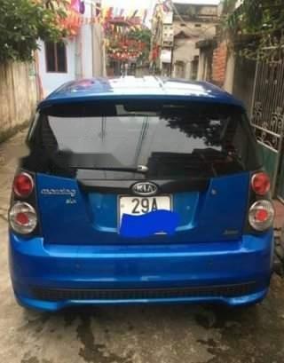 Bán ô tô Kia Morning đời 2009, màu xanh lam, 252tr (4)