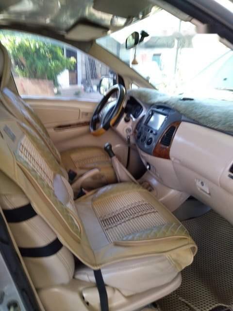 Bán Toyota Innova J sản xuất năm 2007, màu bạc, xe nhập, 247 triệu-1