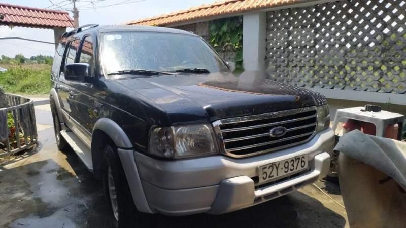 Cần bán xe Ford Everest năm 2006, màu đen, nhập khẩu-0