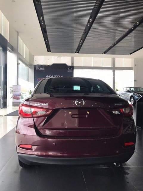 Cần bán Mazda 2 năm 2019, màu đỏ, xe nhập, giá tốt (5)