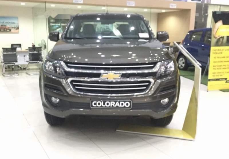 Cần bán xe Chevrolet Colorado đời 2018, màu đen, xe nhập, giá 605tr (5)