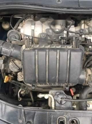 Bán ô tô Kia Morning đời 2009, màu xanh lam, 252tr (3)