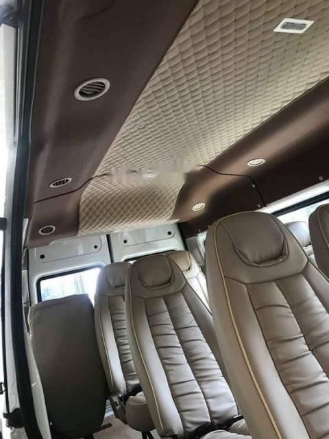 Bán Ford Transit sản xuất năm 2019, màu bạc, xe nhập, 750tr-4
