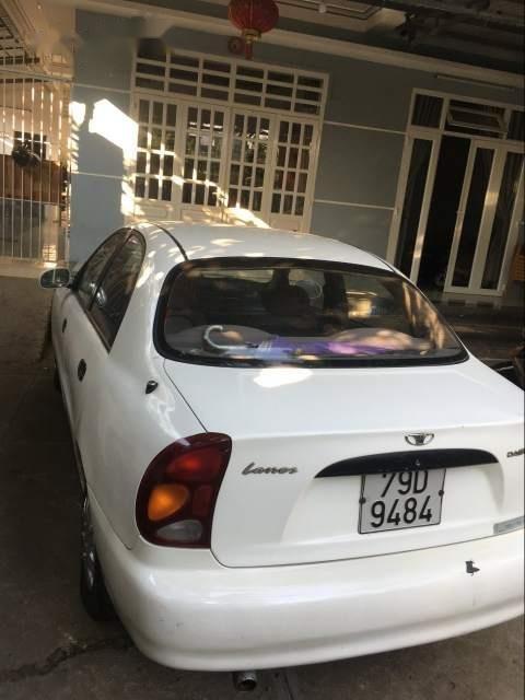 Lên đời xe bán Daewoo Lanos sản xuất 2003, màu trắng, nhập khẩu-5