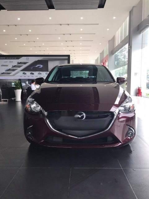 Cần bán Mazda 2 năm 2019, màu đỏ, xe nhập, giá tốt (6)