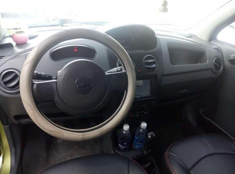 Bán Chevrolet Spark năm sản xuất 2009, nhập khẩu nguyên chiếc còn mới (4)