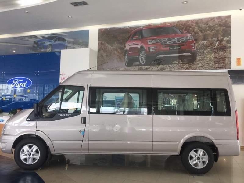 Bán Ford Transit sản xuất năm 2019, màu bạc, xe nhập, 750tr-0