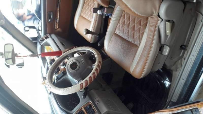 Bán Mitsubishi Jolie đời 2005, màu đen xe gia đình-5