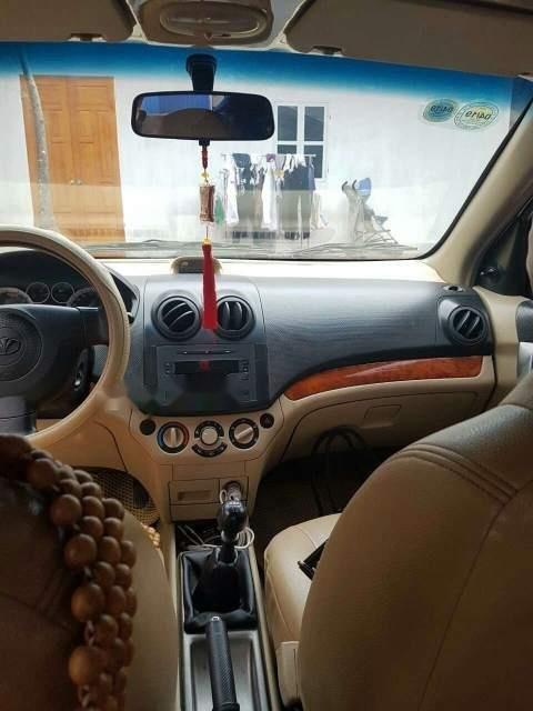 Bán ô tô Daewoo Gentra 2009, màu trắng, nhập khẩu giá cạnh tranh-2