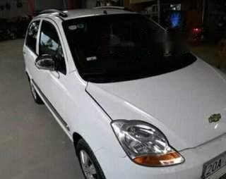 Bán Chevrolet Spark năm sản xuất 2008, màu trắng-3