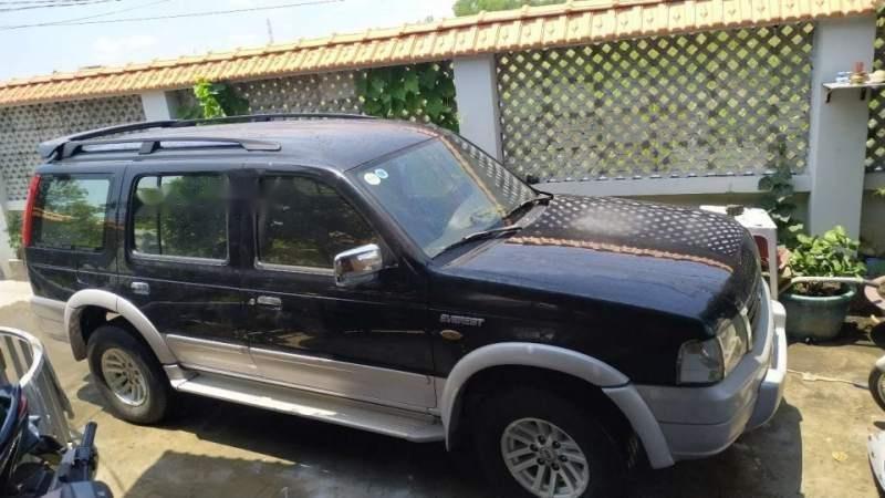 Cần bán xe Ford Everest năm 2006, màu đen, nhập khẩu-5