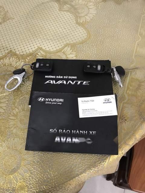 Bán Hyundai Avante 2013, xe nhập, số tự động chính chủ sử dụng còn mới, động cơ ổn định (4)
