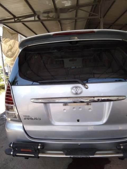 Bán Toyota Innova J sản xuất năm 2007, màu bạc, xe nhập, 247 triệu-2
