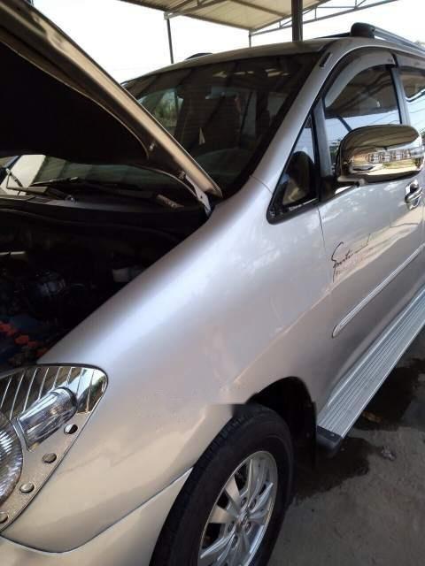 Bán Toyota Innova J sản xuất năm 2007, màu bạc, xe nhập, 247 triệu-4