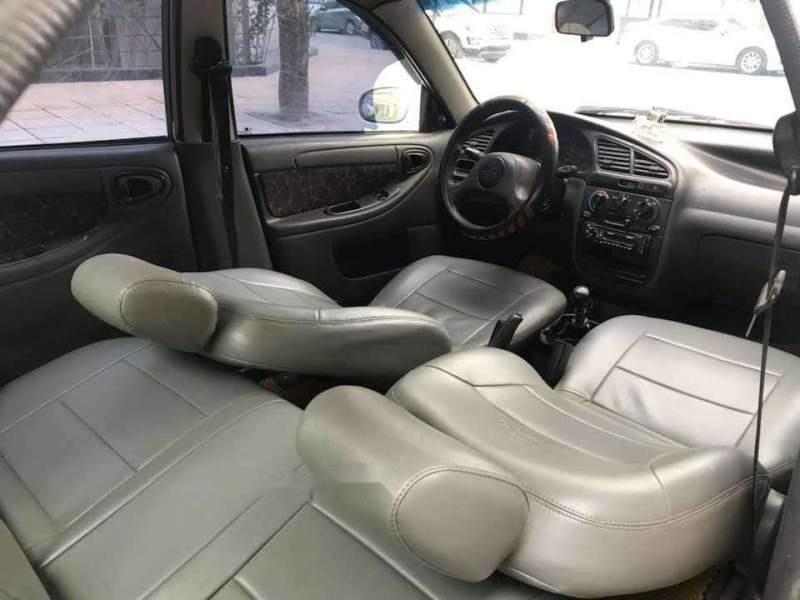Cần bán xe Daewoo Lanos đời 2001, màu trắng-4