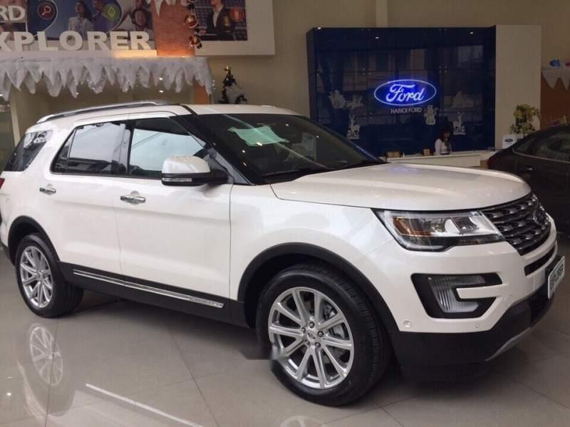 Bán Ford Explorer năm 2018, nhập khẩu nguyên chiếc (1)