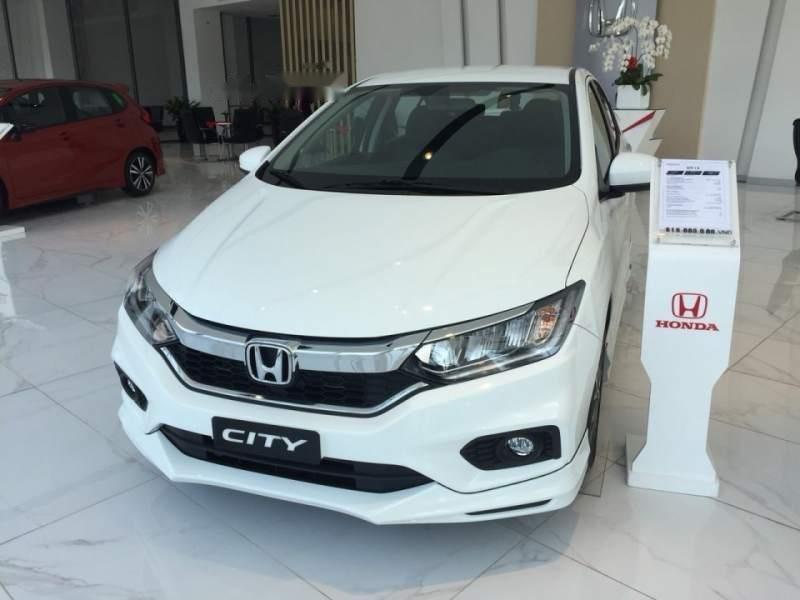 Bán Honda City 2019, màu trắng-0