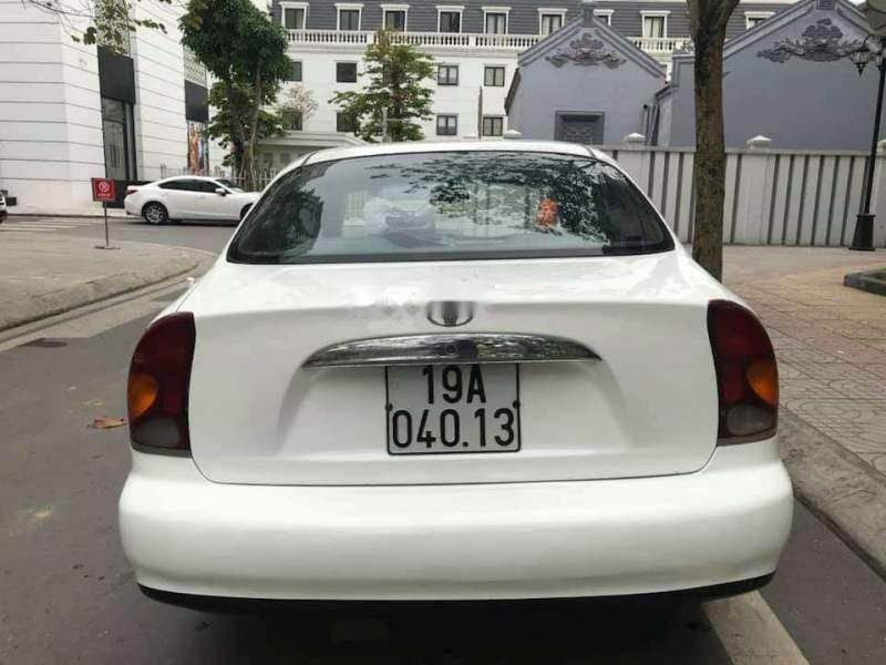 Cần bán xe Daewoo Lanos đời 2001, màu trắng-3