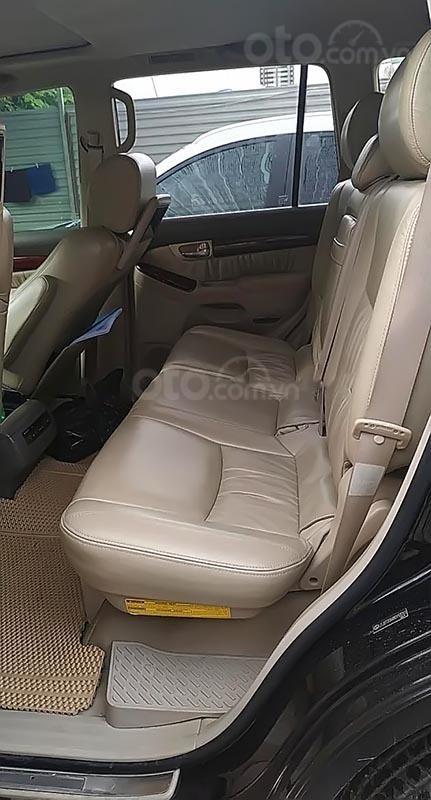 Bán xe Lexus GX 470 năm sản xuất 2008, màu đen, xe nhập chính chủ-2