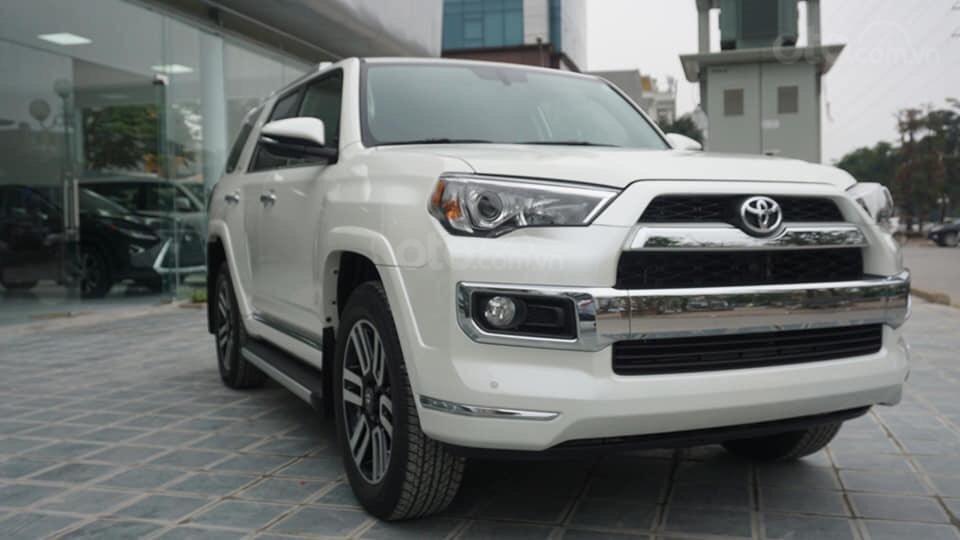 MT Auto bán Toyota 4Runner Limited 2019 nhập nguyên chiếc Mỹ, xe mới 100% giao ngay, LH em Hương 09.45.39.24.68-4