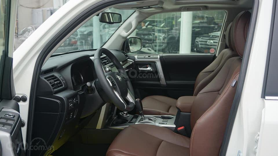 MT Auto bán Toyota 4Runner Limited 2019 nhập nguyên chiếc Mỹ, xe mới 100% giao ngay, LH em Hương 09.45.39.24.68-7