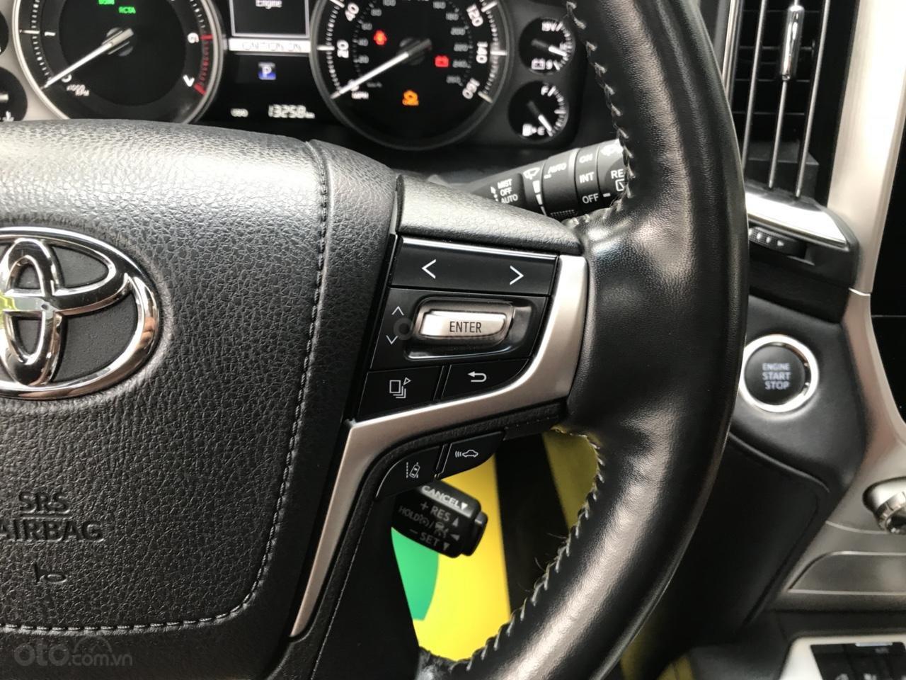 MT Auto bán Toyota Land Cruiser V8 5.7 SX 2016, xe mới 100% màu đen, xe nhập Mỹ nguyên chiếc - LH em Hương 0945392468-16