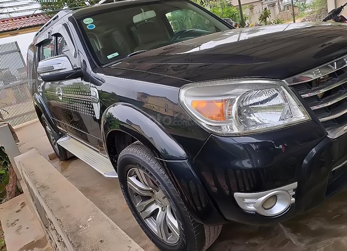 Bán Ford Everest sản xuất năm 2011, màu đen, nhập khẩu  -1