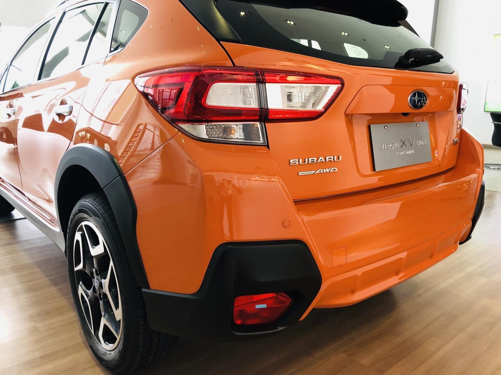 Bán Subaru XV EyeSight 2019, màu cam, nhập khẩu nguyên chiếc từ Nhật Bản-1