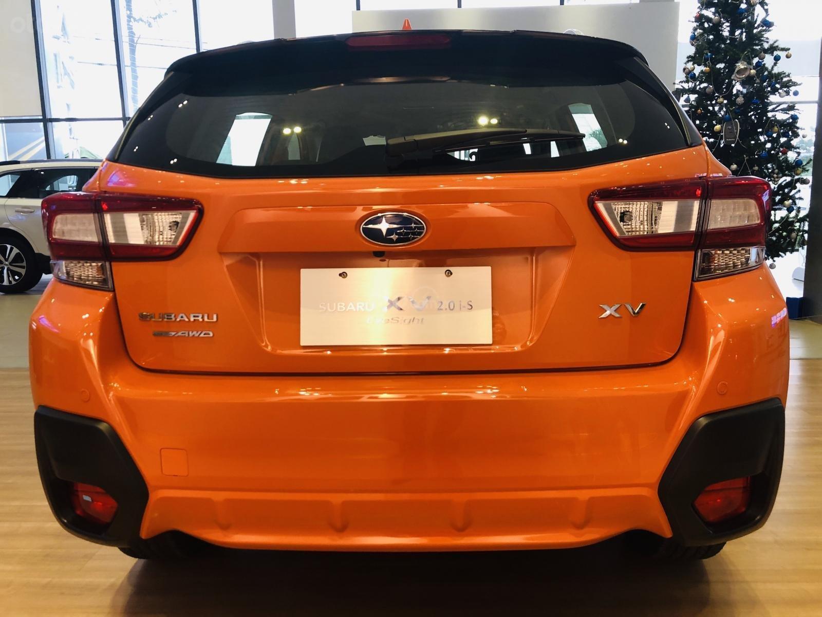 Bán Subaru XV EyeSight 2019, màu cam, nhập khẩu nguyên chiếc từ Nhật Bản-2