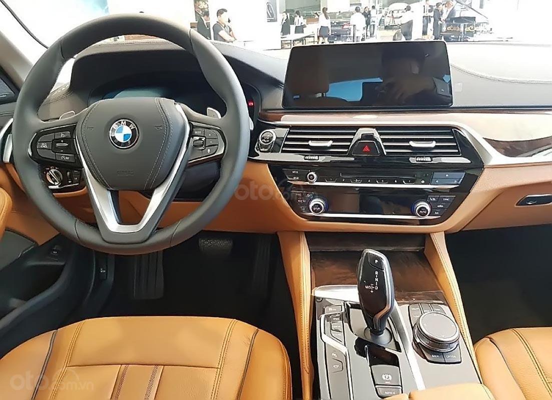 Bán BMW 5 Series 530i đời 2018, màu đen, nhập khẩu nguyên chiếc-3