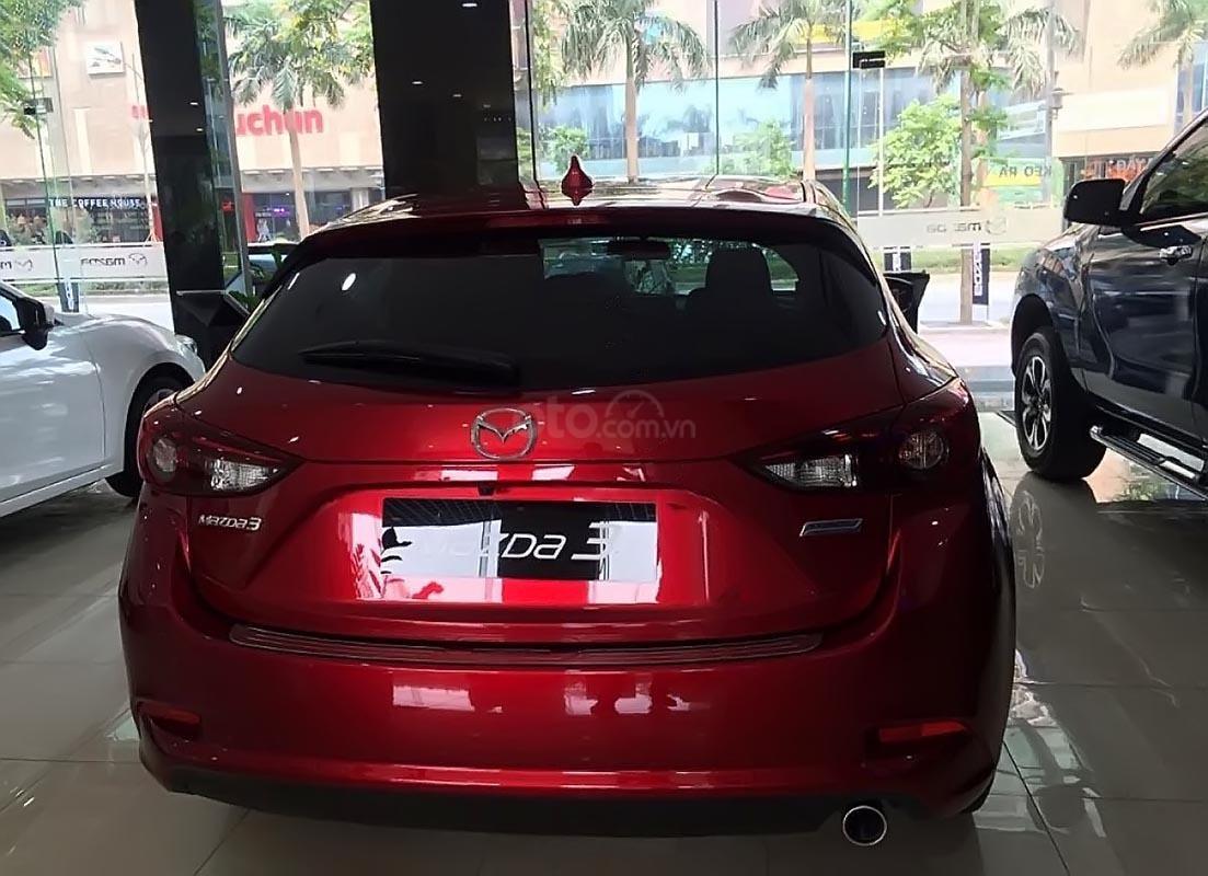 Bán Mazda 3 năm sản xuất 2019, màu đỏ, giá chỉ 667 triệu-2